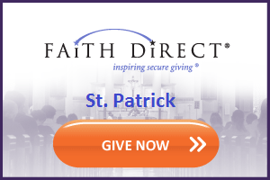 Faith Direct Give Now Button St. Patrick